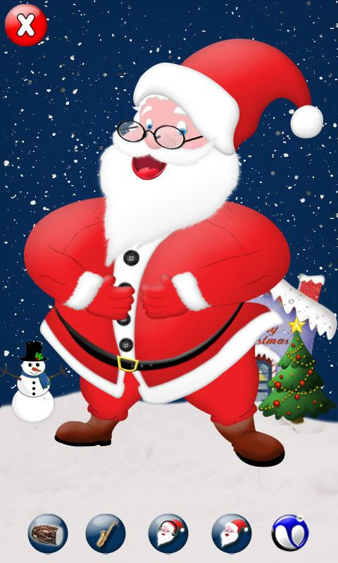 Rocking Santa - screenshot