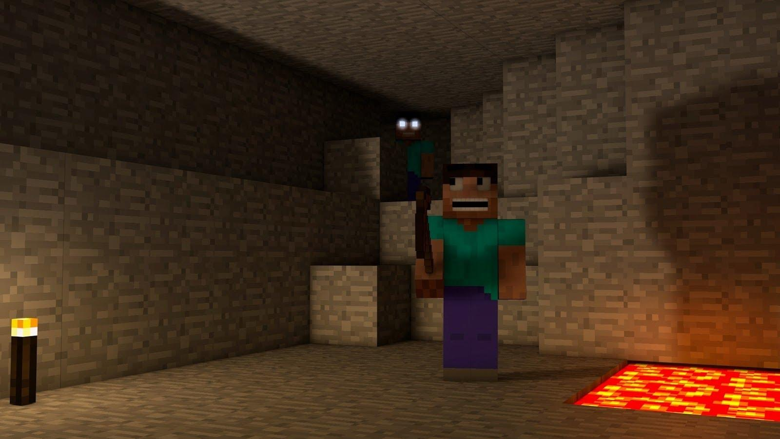 Herobrine mod for minecraft google play store revenue download phone publicscrutiny Choice Image