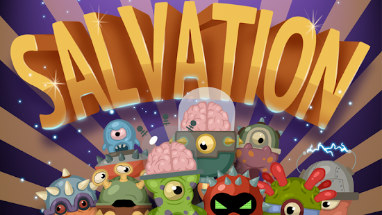 Salvation- screenshot thumbnail