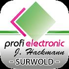 J. Hackmann profi electronic icon