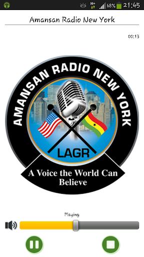 Amansan Radio New York