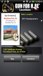 Gun For Hire Radio - screenshot thumbnail