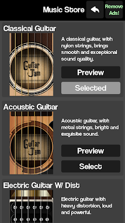 Real Guitar - Guitar Simulator 4.0.3 screenshot 633777