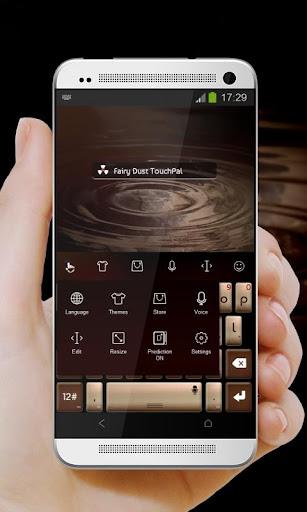 【免費個人化App】仙塵 TouchPal Theme-APP點子