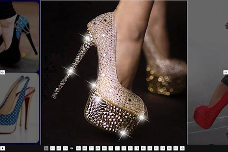 Women Fashion Shoes screenshot