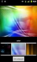 Screenshot of HTC EVO3D Stock Wallpapers