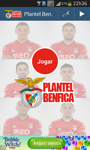 Plantel Benfica