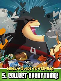 Ninja Fishing Screenshot 21