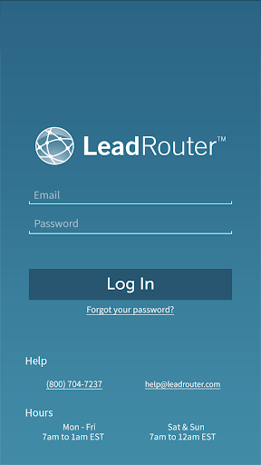 LeadRouter - Real Estate