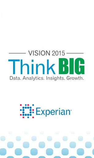 Experian Vision 2015