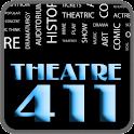Theatre411 logo