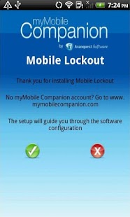 Mobile Lockout - screenshot thumbnail