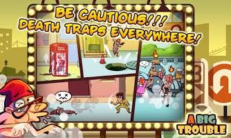 Screenshot of A Big Trouble