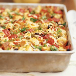 10 best italian breakfast strata recipes - Strata Egg Dish