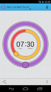 CircularAlarm- screenshot thumbnail
