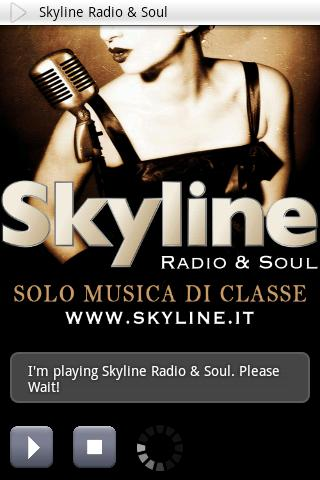 Skyline radio & soul- screenshot