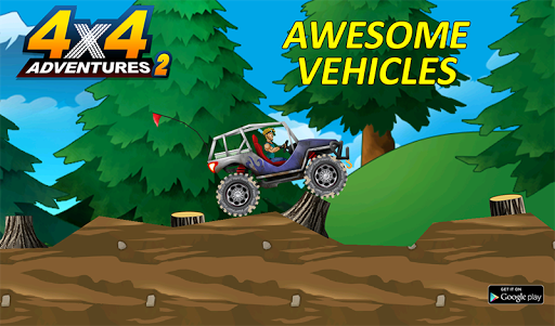 4x4 Adventures 2 Preview