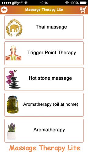 免費下載健康APP|Massage Lite app開箱文|APP開箱王