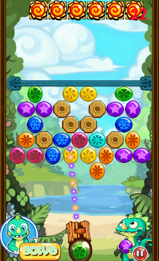 Bubble Shooter Words
