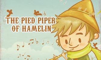 Screenshot of The Pied Piper of Hamelin