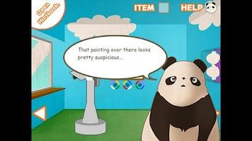 Screenshot of Escape Panda
