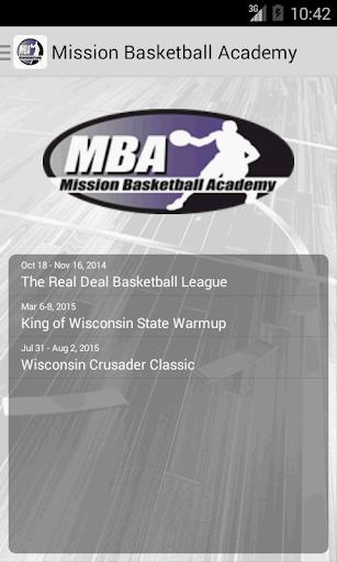 Mission Basketball Academy