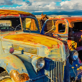 Abandoned by Earl Heister - Transportation Automobiles (  )