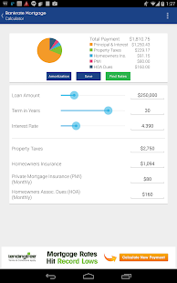 Mortgage Calculator & Rates - screenshot thumbnail