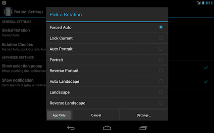 Ultimate Rotation Control Screenshot 5