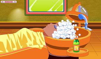 Screenshot of Happy Hairdresser – Hair games