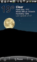 True Weather LWP: Meteorología v6.05 APK 4