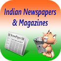 Indian Newspapers & Magazines icon