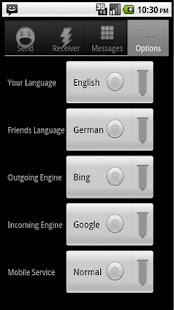 SMS Translator- screenshot thumbnail