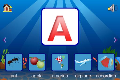 ABC Alphabet Learning Game