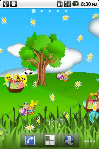 Easter Spring - screenshot