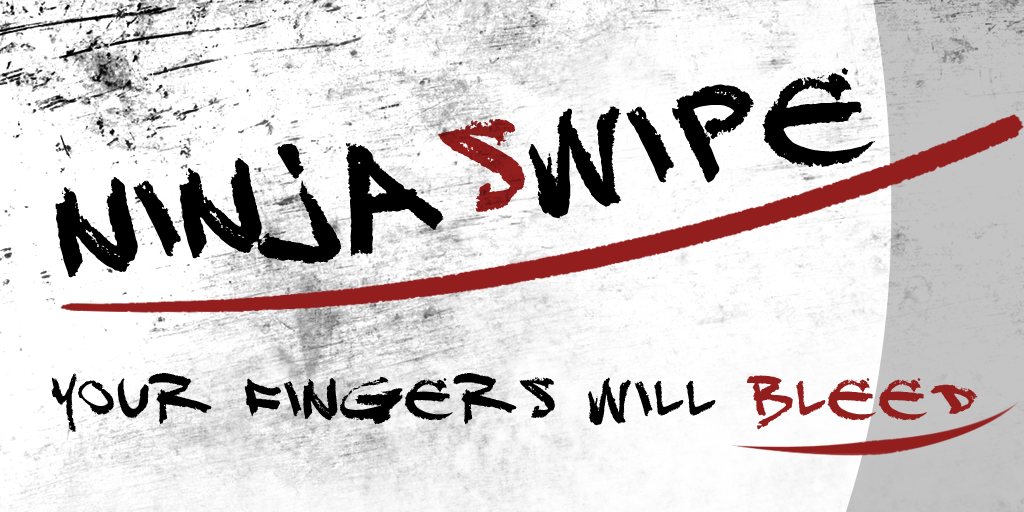Ninja Swipe- screenshot