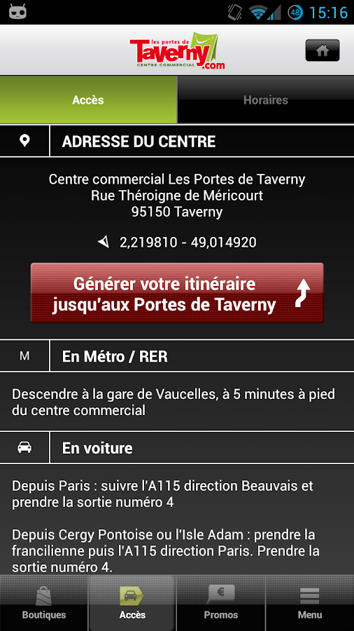 les portes de taverny android apps on play
