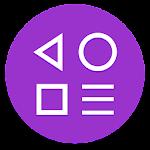 Objects #Purple PA/CM11 Theme v1.0.0