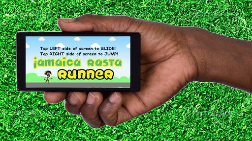 【免費街機App】Jamaica Rasta Runner-APP點子