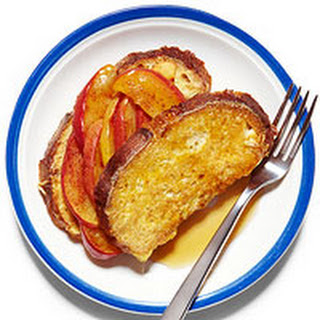 Apple-Stuffed French Toast