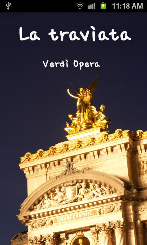 Verdi Opera La Traviata 2/4 - screenshot