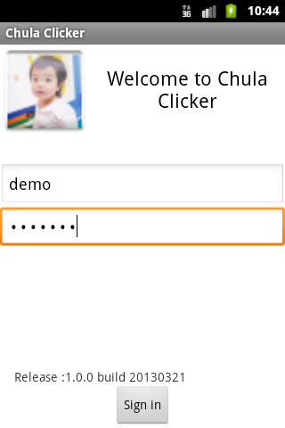 Chula Clicker By Krerk
