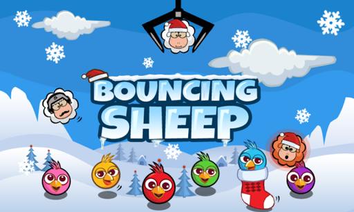 Bouncing Sheep