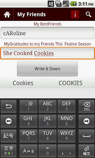 【免費生活App】Gratitude Festive Season-APP點子