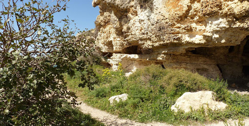 Punic tombs and Roman tombs on the Mediterranean island nation of Malta.