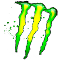 Monster Green Widget icon