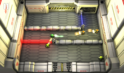Tank Hero: Laser Wars- screenshot thumbnail