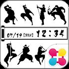 日式風格主題 忍者 icon