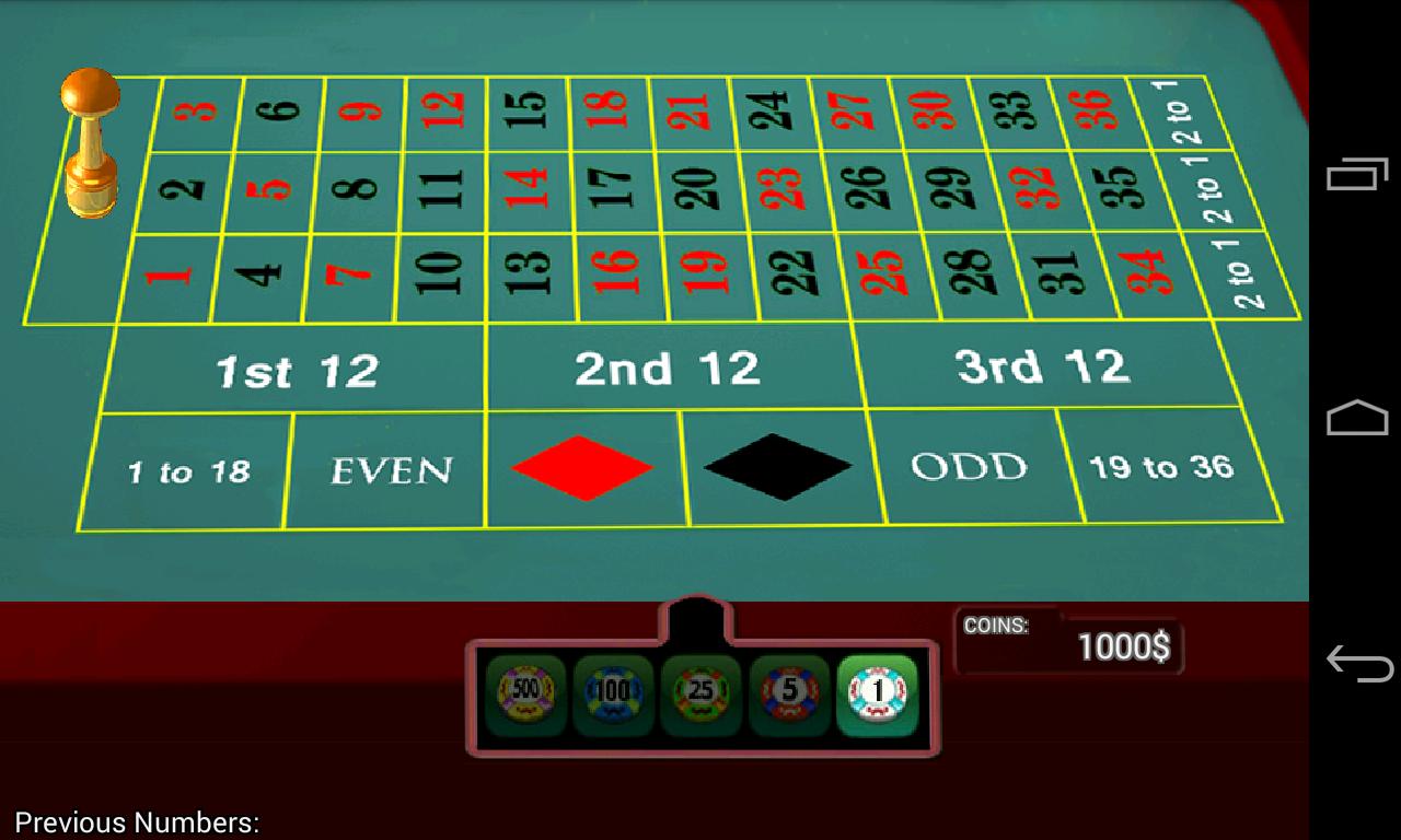 free roulette simulator