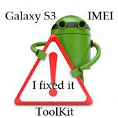 IMEI ToolKit Galaxy S3